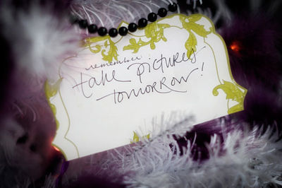 Take pictures tomorrow image