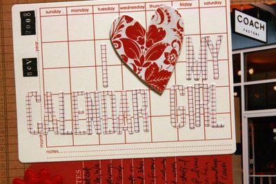 Cc ~ calendar girl 03