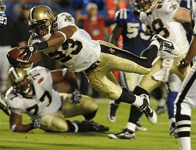 Saints win 02