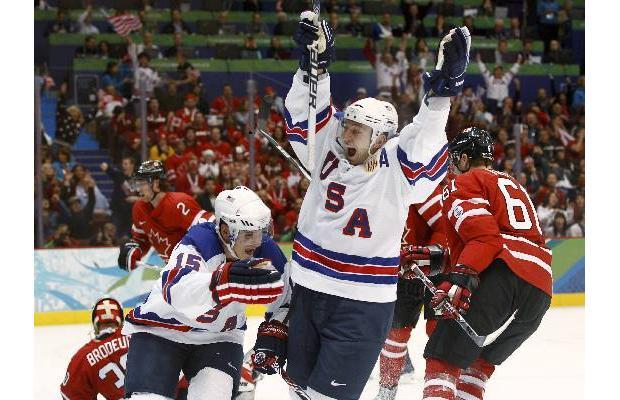 USA hockey over canada
