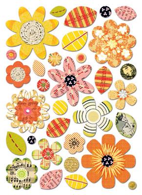 Sassafras garden bits pink 02 chip