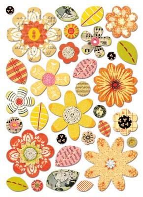 Sassafras garden bits pink 01 chip