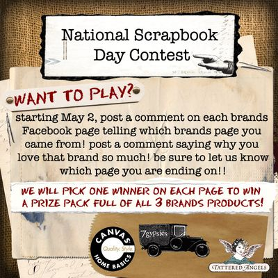 National_scrapbook_day
