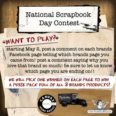 National_scrapbook_day