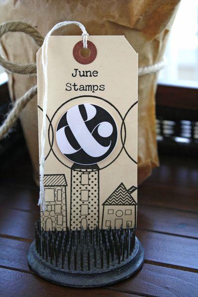 500 June stamps sneak peek