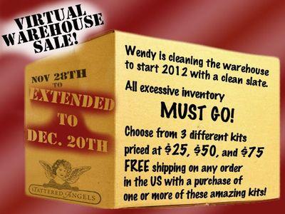 TA warehouse sale