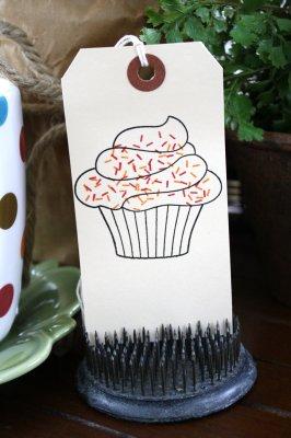 Jan 2012 cupcake stamp set