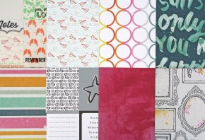 Patchwork paper add on