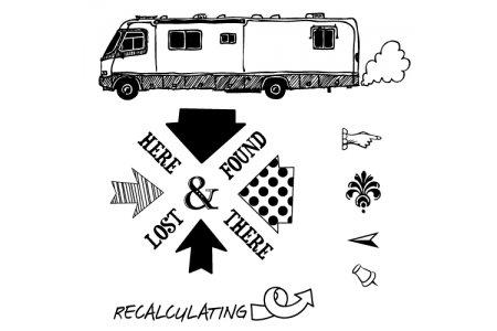 RV stamp set