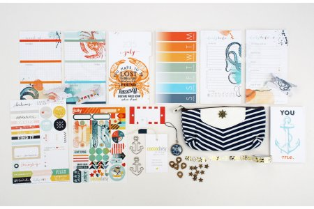Personal planner kit