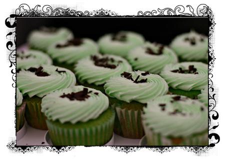 Cupcakesstpattysday