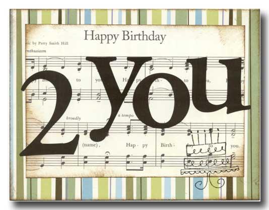 Happybirthday2you